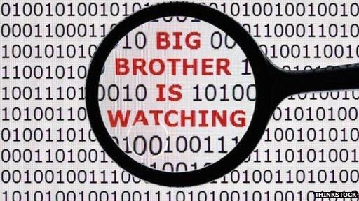 big data snooping