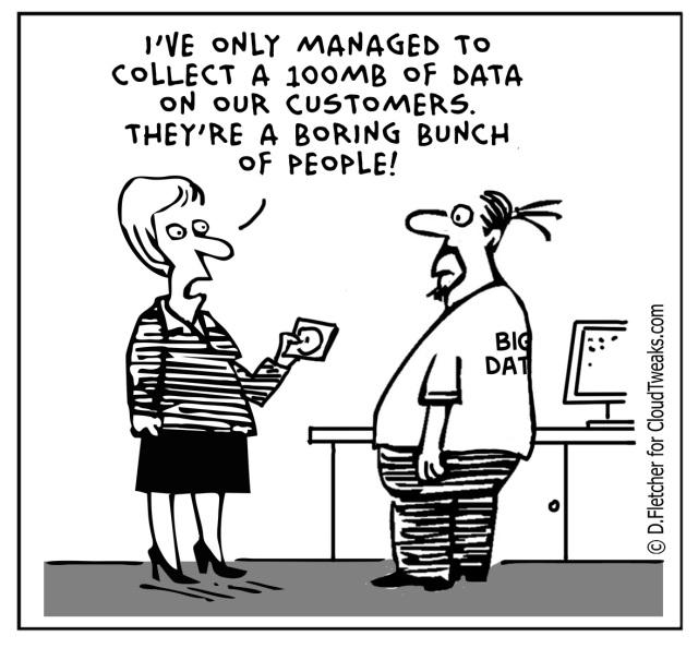 big data cartoon