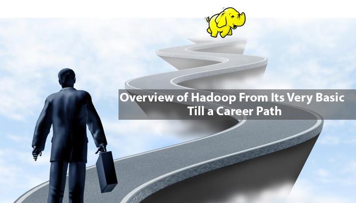 HADOOP for  Career Path