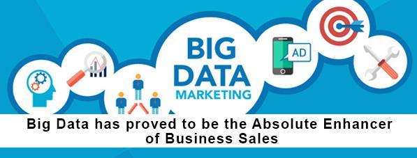 Big Data as Enhancer of Business Sales