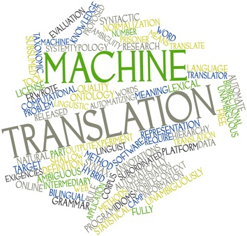 Machine translation
