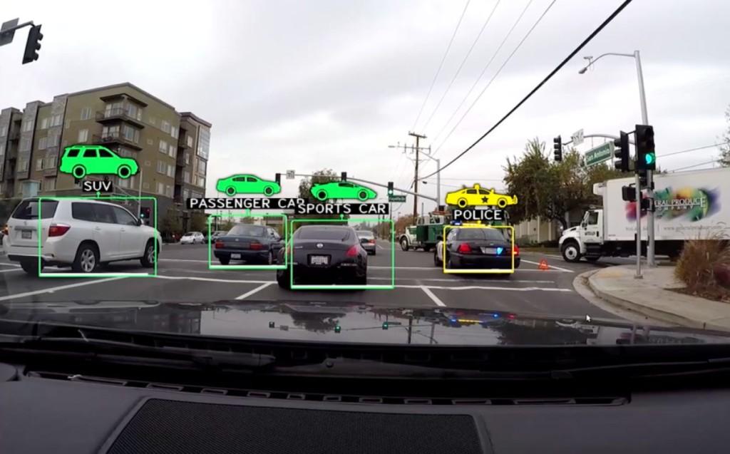 Tesla-Machine-learning