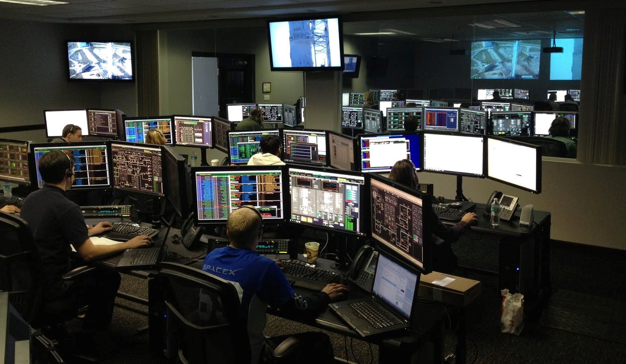 Control Centers